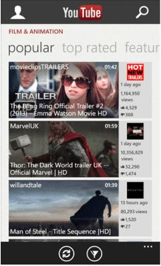 Download YouTube XAP For Windows Phone Free For Windows Phone Mobiles With A Direct Link. Microsoft, Windows Phone, Emma Watson Movies, Hot Trailer, Peace Pipe, Web Design, Phone Store, Youtube S, Google S