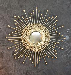 16in Sputnik Starburst / Sunburst Mirror #1010