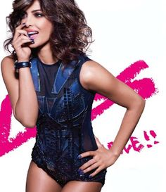 Priyanka Chopra on The Cover of Cosmopolitan Magazine - October 2013.