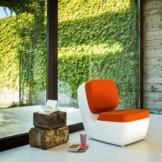 Nimrod fauteuil Magis paars   Musthaves verzendt gratis