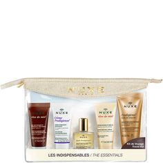 Buy NUXE Travel Kit (Worth £15.90) , luxury skincare, hair care, makeup and beauty products at Lookfantastic.com with Free Delivery.