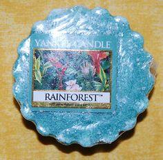 """Yankee Candle Tart """"Rainforest"""" NUR 1x VERSANDKOSTEN"""