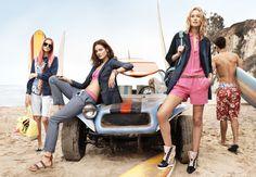 Tommy Hilfiger'ın İlkbahar Koleksiyonu - Sevgili Moda - Kadın - Moda, Magazin, Güzellik, İlişkiler, Kariyer
