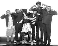 "Elenco Los Caquitos "" Chespirito"""