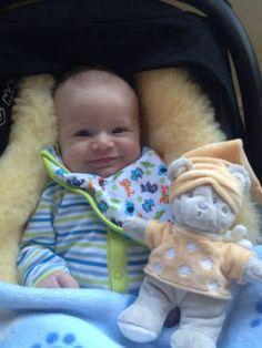 Mi nieto, Theo <3 la dulzura