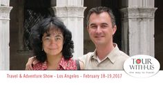 We are going to be at the Los Angeles Travel and Adventure Show promoting our three tours; Northern Italy, Sicily, and Tuscany & Umbria. Come and visit us at our booth # 544 on Saturday, February 18 and Sunday, February 19, from 10:00 am to 5:00 pm at the Los Angeles Convention Center. Get a special treat from Italy and an extra $50 discount on top of the special show prices when you book your trip with us during the show!  Travel and Adventure Show Los Angeles Convention Center #tourwithus