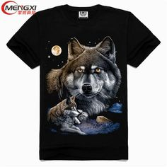 06e54db1c 11 Best Wolf Shirts images | Printed shirts, Printed tees, 3d t shirts