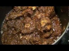 Goat Curry Recipe - YouTube