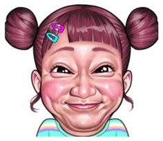 funny face Collection by niziuta sticker Funny Face Drawings, Cute Cartoon Drawings, Cute Cartoon Pictures, Wallpaper Hp, Cartoon Wallpaper, Face Stickers, Funny Stickers, Funny Happy Face, Bilder Download