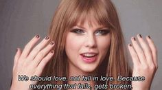 Taylor Swift is ALWAYS on point
