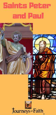 Saints Peter and Paul and Catholic Rome Catholic Saints, Roman Catholic, The Last Judgment, Circus Maximus, Lives Of The Saints, St Peter And Paul, Roman Forum, Sistine Chapel, Mother Mary
