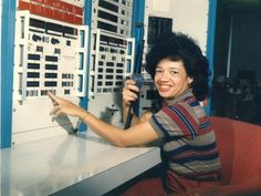 Christine Darden (born September is an American mathematician, data analyst, and aeronautical engineer who devoted her career in aerodynamics to researching sonic booms at NASA . She was the first African-American woman at NASA African American Scientists, African American History, African Americans, Nasa Langley, Katherine Johnson, Hidden Figures, Space Race, Civil Rights Movement