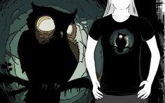 NIGHT OWL by leeromao