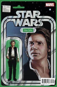 Star Wars (Action Figure Variant) Number 02