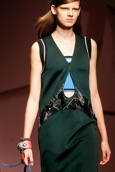 Prada | Spring 2014 Ready-to-Wear Collection | Style.com