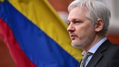 Ecuador said on Tuesday it had cut the internet access of WikiLeaks founder Julian Assange, who is holed up at its London embassy, due to leaks by the anti-secrecy website that could impact the US election. Evo, Ecuador, Chelsea Manning, Donald Trump Tweets, Walk Free, Dying Of The Light, Presidential Candidates, The Guardian, Amnesty International