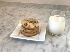 Kitchen Cactus: Soft Baked Chocolate Chip Cookies