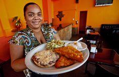 Food of Belize: Salbutes, Garnaches, Panades
