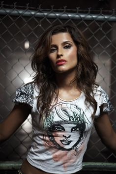 Nelly Furtado - Chris Baldwin Photoshoot Maneater Promos