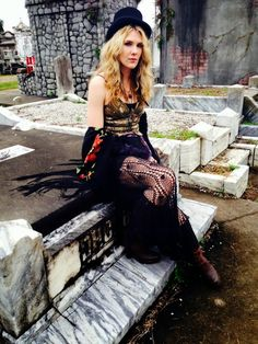 Lily Rabe, Misty Day, American Horror Story Coven.