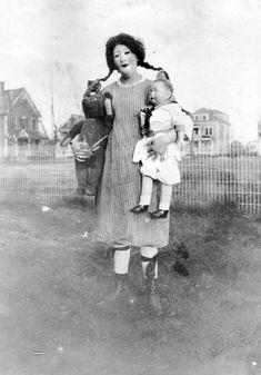 creepy vintage photos - Google Search