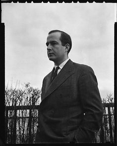 Walker Evans Photographer/1942/ Samuel Barber, New York 20th Century Classical Composer Twice awarded Pulitzer Prizes for music.