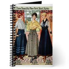 1916 New York Skirts Journal