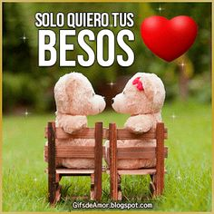 Imágenes gifs de besos Margarita, Love, Outdoor Decor, Motivational, Quotes, Ideas, Paper, Images Of Happiness, Congratulations Quotes