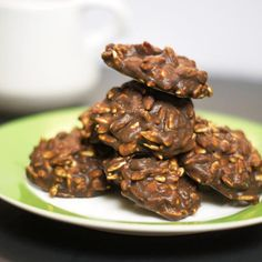 Paleo No-Bake Chocolate Cookies. This recipe is perfect for anyone who can't tolerate oats or grains, and it's even nut-free!