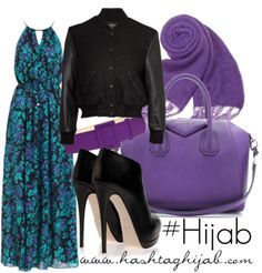 Hashtag Hijab Outfit #287