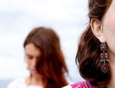 Handmade Jewellery, Latin America, Artisan Jewelry, Drop Earrings, Fashion, Moda, Handmade Jewelry, Fashion Styles, Handcrafted Jewelry