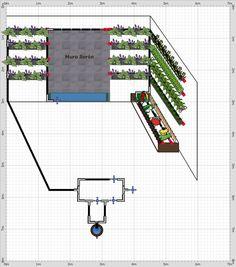 Overalls Gardens and Garden ponds on Pinterest