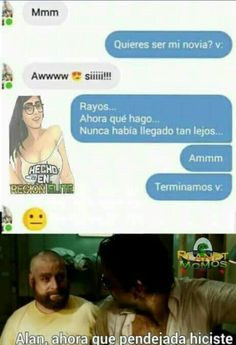 Siganme plox no les uesta nada Memes Humor, Funny Images, Funny Pictures, Troll Face, I Hate My Life, All The Things Meme, Funny Text Messages, Haha Funny, Best Memes