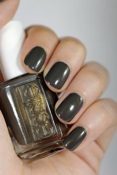Essie Armed And Ready / Awe Fashion Success Nails Inspiration