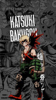 ➤Katsuki Bakugou