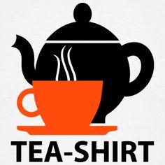 Männer-Tea-Shirt