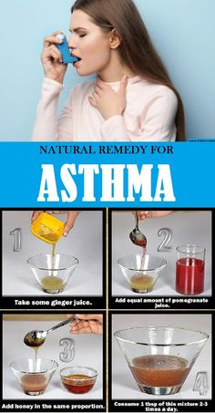 Beauty&fitness with A.bari: How To Cure Asthma Naturally At Home? Natural Asthma Remedies, Health Remedies, Ginger Juice, Pomegranate Juice, Medical Information, Blogger Templates, Natural Solutions, For Your Health, Home Remedies