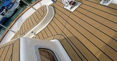 Pvc Soft Boat Decking