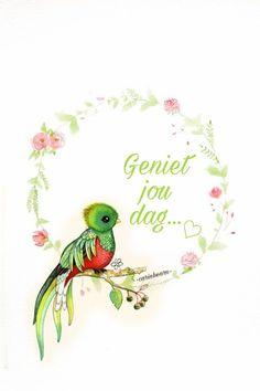 Lekker Dag, Slaap Lekker, Afrikaanse Quotes, Sleep Quotes, Goeie Nag, Goeie More, Good Morning Wishes, Happy Day, Bujo
