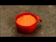 Lentils and vegetable purée - YouTube