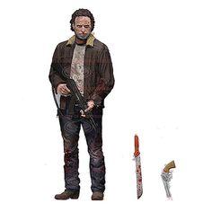 The Walking Dead TV Series 8 Rick Grimes Action Figure
