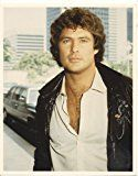 #4: DAVID HASSELHOFF/KNIGHT RIDER/8X10 COPY PHOTO CC6183 #movers #shakers #amazon #entertainment #collectibles