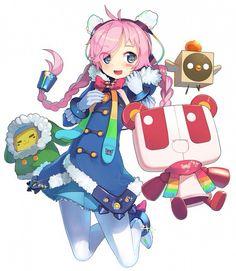 Vocaloid - Rana (ラナ)