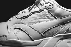EXCLUSIVE: RONNIE FIEG TALKS ABOUT THE PUMA XT2 'ACHROMATIC' PACK | Sneaker Freaker