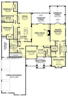 953 best house plans from the plan collection images in 2019 home rh pinterest com