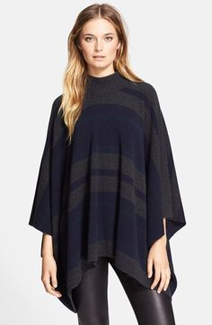 Theory 'Florencia' Poncho - Doesn't look like much here but it's amazing!