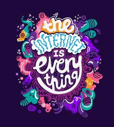 Kate Moross - The INTERNET IS everything
