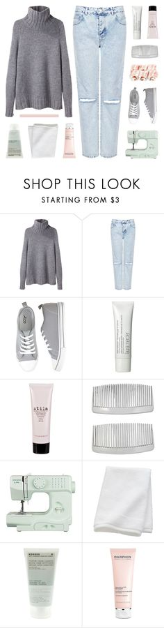 """if i was a bird, i could fly far, far, far away"" by kristen-gregory-sexy-sports-babe on Polyvore featuring La Garçonne Moderne, Topshop, Laura Mercier, Stila, John Lewis, CB2, Korres and Darphin"
