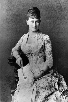 Princesse Elisabeth de Hesse (1864-1918) grande-duchesse de Russie