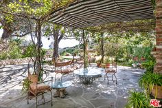 Mel Gibson lists manor house in mountains above Malibu Mel Gibson, Porches, Malibu Mansion, Stone Archway, Modern Mansion, Garden Living, Outdoor Living Areas, Luxury Interior Design, Maine House